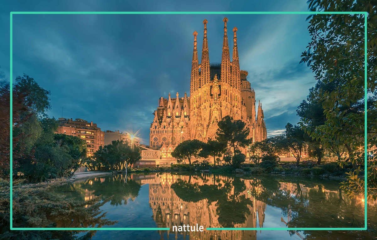 Día 1 - Ciudad de origen - Barcelona